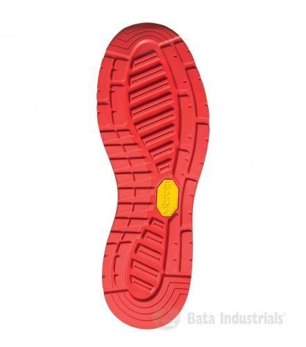 Buty robocze, pólbuty sportowe S1P typu adidas BRIGHT BATA